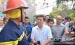 Cháy chung cư ở Sài Gòn, trăm người mắc kẹt, ít nhất 13 người chết