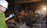 Vụ cháy chung cư Carina Plaza: Một nạn nhân bị chết não nguy kịch