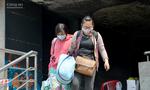 Vụ cháy chung cư Carina: Người dân được vào nhà lấy tài sản