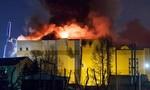 Cháy trung tâm mua sắm ở Nga, 37 người thiệt mạng