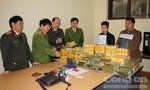 """Bắt gã trùm ma túy Thái Lan cùng số """"hàng"""" trị giá 50 tỷ đồng"""