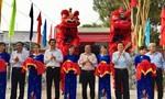 Khánh thành 7 cầu dân sinh mới tại huyện Hồng Ngự, Đồng Tháp