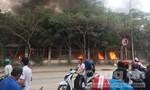 """Bà hỏa """"ghé thăm"""" chợ Quang"""