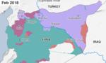 Thổ Nhĩ Kỳ gia tăng không kích ở Syria, thêm điểm nóng mới