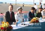 Chuyến thăm lịch sử của Hải quân Mỹ đến Việt Nam