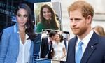 Đám cưới hoàng tử Harry có 2.640 khách mời là thường dân