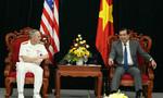 Đoàn Hải quân Hoa Kỳ chào xã giao lãnh đạo TP.Đà Nẵng