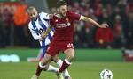 Hòa Porto, Liverpool nhẹ nhàng vào Tứ kết