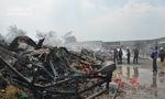 Cảnh sát đập tường cứu 11 người kẹt trong đám cháy ở Sài Gòn