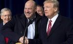 Cố vấn kinh tế chủ chốt của tổng thống Mỹ bất ngờ từ chức
