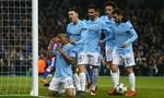Thua trên sân nhà, Man City vẫn vào tứ kết Champions League