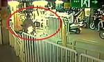 Trộm xe máy tại bãi xe của siêu thị như... chốn không người