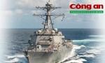 Tàu khu trục Mỹ sẵn sàng phóng tên lửa Tomahawk vào Syria