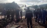 Máy bay quân sự rơi ở Algeria, hơn 250 người chết