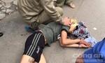 Thanh niên cầm búa tự đập vào đầu mình bất tỉnh