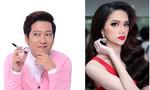 Trường Giang bất ngờ sánh đôi cùng hoa hậu Hương Giang