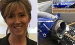 Nữ phi công bình tĩnh lái máy bay nổ động cơ cứu sống 149 người