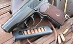 Nguyên phó hạt kiểm lâm lập mưu trộm súng đạn