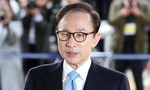 Từ ngày 3-5 sẽ xét xử cựu tổng thống Lee Myung-bak