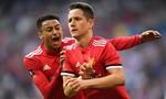 Thắng sát nút Tottenham, Man Utd  vào chung kết Cup FA