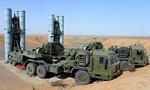 Nga bị nghi dùng khói 'che mắt' việc vận chuyển S-300 vào Syria