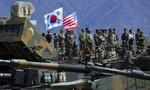 """Mỹ - Hàn tập trận """"Giải pháp Then chốt"""" sát cuộc gặp liên Triều"""