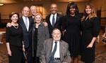 Bốn đời Tổng thống Mỹ có mặt tại tang lễ bà Barbara Bush