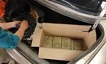 Chặn ô tô bắt kẻ vận chuyển 20 heroin
