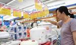 """Co.opmart tấp nập người dân """"gom hàng"""" gia dụng giảm giá"""