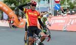 Chặng 24 giải xe đạp: Quách Tiến Dũng lần đầu thắng chặng