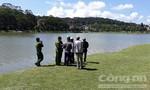 Thi thể người đàn ông có thư tuyệt mệnh nổi trên hồ Xuân Hương