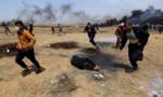 Ba người biểu tình bị bắn chết tại biên giới Gaza-Israel