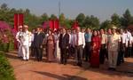 Công an TP.HCM dâng hương tưởng niệm các Anh hùng liệt sĩ