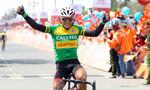 Chặng 28 Cúp  truyền hình: Tay đua 18 tuổi giành chiến thắng