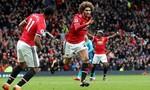 Fellaini ghi bàn phút bù giờ, Mourinho lại thắng Wenger