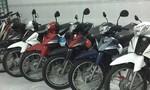 Phòng Cảnh sát hình sự – Công an TP.HCM tìm chủ sở hữu 18 xe máy