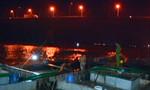 Bắt 3 tàu sắt không số hút trộm cát trên sông Hàm Luông