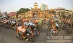 Chặng 8 giải xe đạp cup Truyền hình: Lê Quốc Vũ lần đầu tiên về nhất chặng