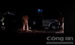 Hai xe tông trực diện, Trưởng công an thị trấn tử vong