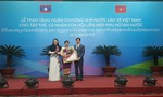 Đoàn đại biểu Hội Liên hiệp Phụ nữ Lào thăm Việt Nam