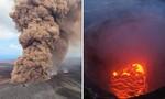 Núi lửa Hawaii có thể sẽ bắn những tảng đá lớn lên không trung