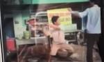 Dùng búa chém nhân viên đô thị đi dẹp vỉa hè ở Sài Gòn