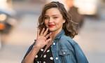 Siêu mẫu Miranda Kerr sinh con trai