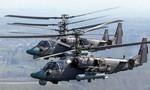 IS tuyên bố bắn rơi trực thăng Ka-52 của Nga