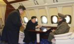 Chuyên cơ chở ông Kim không dễ bay thẳng đến Singapore