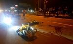 Hai xe máy đối đầu, 1 người chết, 1 người nguy kịch