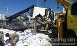 Xe tải chở phân bón gây tai nạn thảm khốc, 5 người tử vong