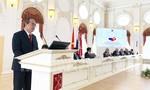 Trang trọng kỷ niệm 95 năm ngày Bác Hồ lần đầu tiên đến Petrograd