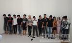 """Thuê biệt thự ngàn USD ở Sài Gòn tổ chức cho dân nghiện """"bay"""""""