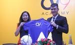 Lê Công Vinh mở Học viện Bóng đá cộng đồng CV9